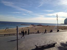 Barcelona Beach, SCV - April 2012