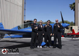 Photo of Las Vegas Top Gun and Air Combat Experience Before our flight