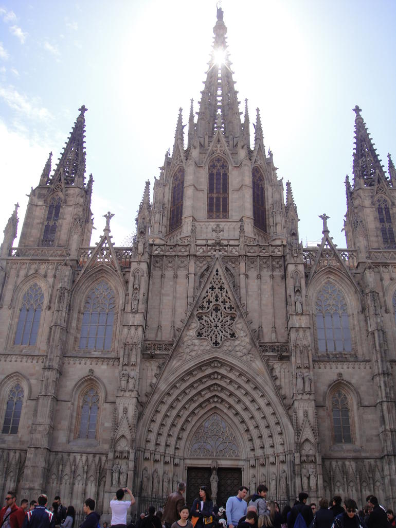 Best of Barcelona Tour -