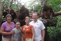 Photo of Singapore Singapore Zoo Morning Tour with optional Jungle Breakfast amongst Orangutans