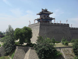 Photo of Xian Xi'an Small-Group Tour: Terracotta Warriors and Ancient City Wall Bike Tour City Wall