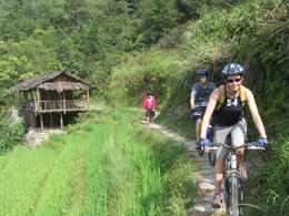 Photo of Guilin 7-Day Yangshuo Bike Adventure Including Longji Rice Terraces Hike and Li River Cruise DSC00603