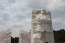 Dr. King Memorial , Alan C - August 2015