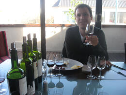 Photo of Buenos Aires Buenos Aires Small-Group Wine Tasting Enjoying wine