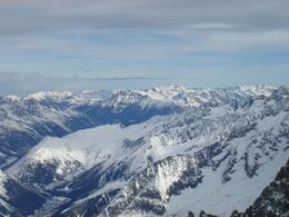 Photo of Geneva Chamonix and Mont Blanc From Aiguille du Midi
