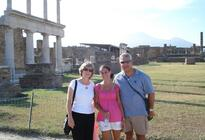 Photo of Rome Pompeii and Amalfi Coast Small Group Day Trip from Rome