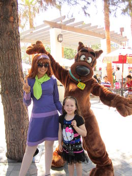 Hurray for Scooby Doo, Becky - September 2013