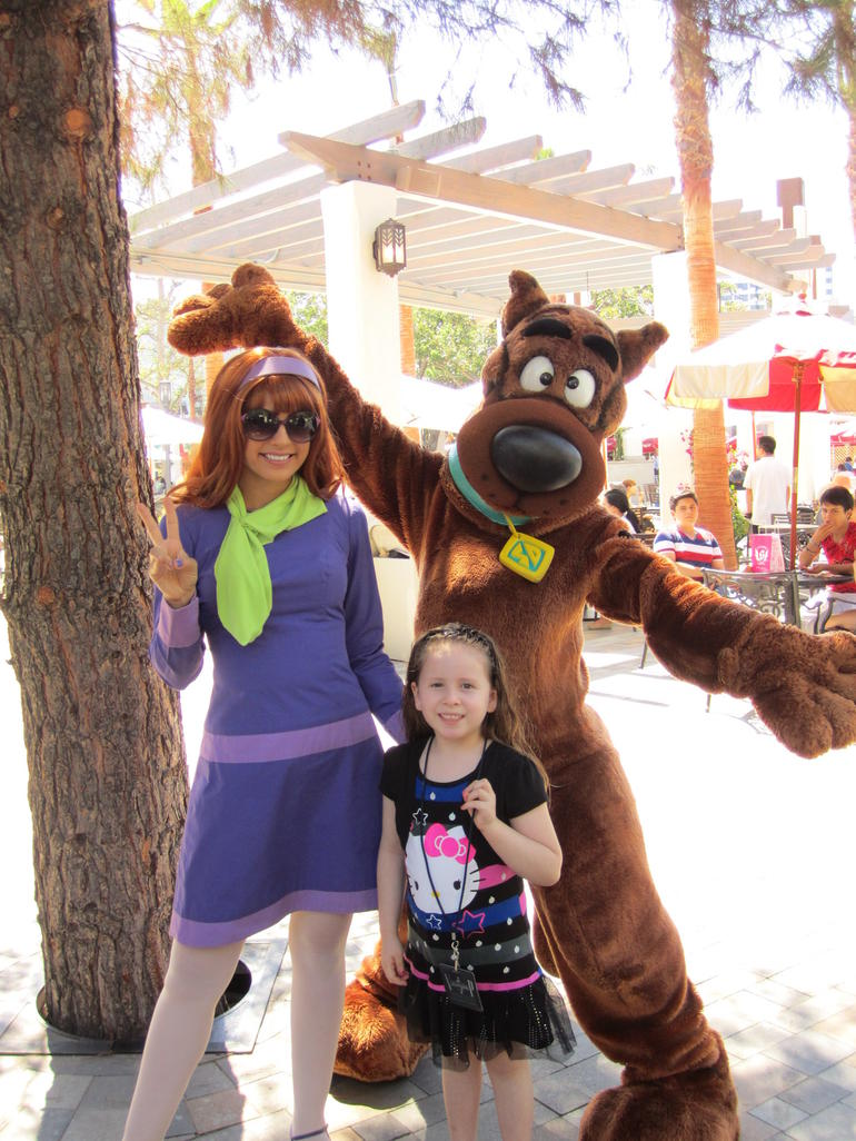 Hurray for Scooby Doo - Los Angeles