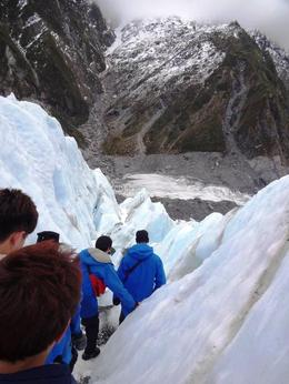 Photo of Franz Josef & Fox Glacier Small-Group Franz Josef Glacier Walk ice hiking