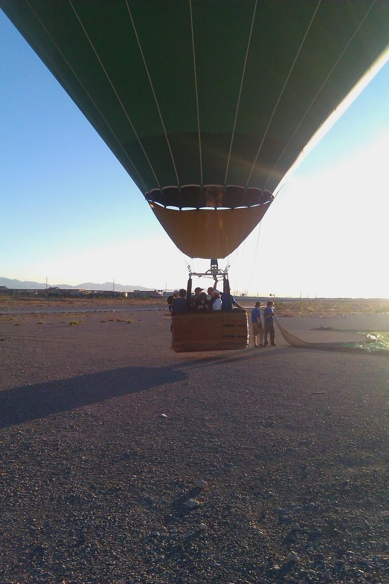 Las Vegas Hot Air Balloon Flight - Las Vegas