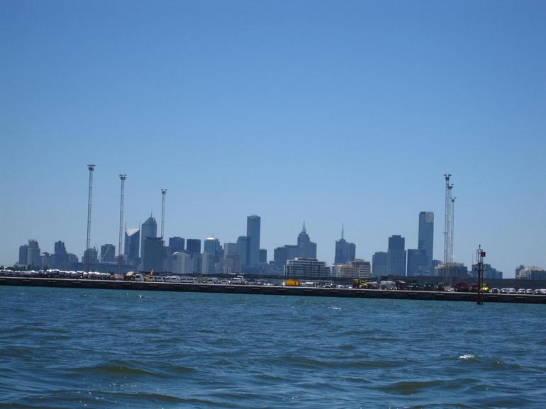 Melbourne from the other side of the bay - Melbourne