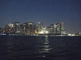 Photo of New York City New York Dinner Cruise Night Skyline of Manhattan