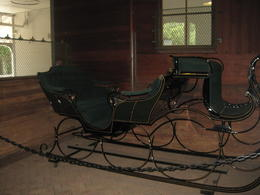 Photo of   Old Fashioned Sleigh