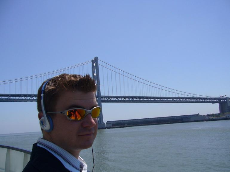 SF Bay Cruise - Audio - San Francisco