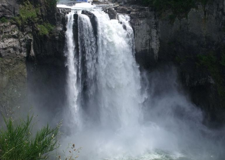 Snoqualmie Falls - Seattle