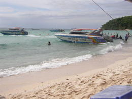 Photo of   Speedboat at Coral Island