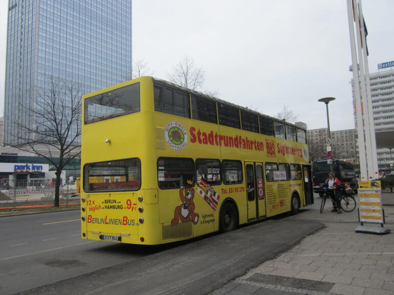 TourBus - Berlin