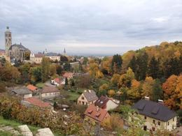 Photo of Prague Kutna Hora Day Trip from Prague view from St. Barbara's church