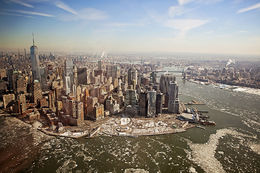 Photo of New York City Manhattan Sky Tour: New York Helicopter Flight View of Manhattan