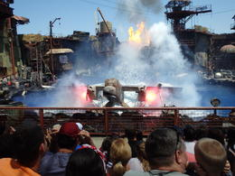 Photo of Los Angeles Skip the Line: Front of Line Pass at Universal Studios Hollywood Waterworld