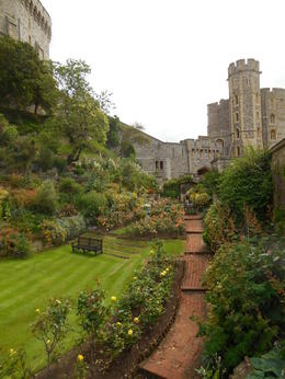 windsor castle and garden , Neil B - July 2014