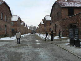Photo of Krakow Krakow Super Saver: Auschwitz-Birkenau Half-Day Tour plus Wieliczka Salt Mine Half-Day Tour Auschwitz Feb'13