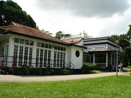 This beautiful restaurant is at Sembawang End Park. Well worth a visit., Jill - January 2010