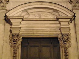 Photo of Rome Ghost and Mystery Walking Tour of Rome Brotherhood of Death church