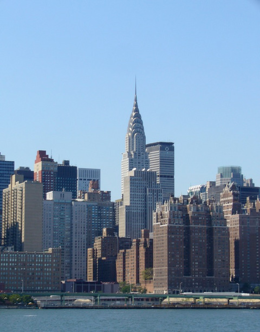 Photo of   Chrysler Building Skyline