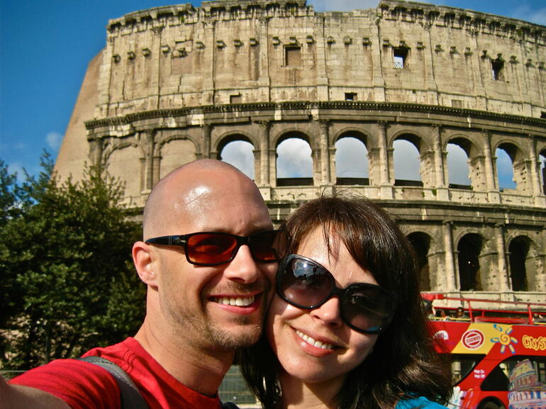 Honeymoon in Roma - Rome
