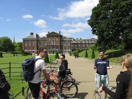 Here we learned who has lived at the palace and who resides there currently. , Nancy - June 2014