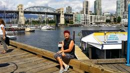 Photo of Vancouver Vancouver Super Saver: City Sightseeing Tour plus Whistler Day Trip my wife Edie