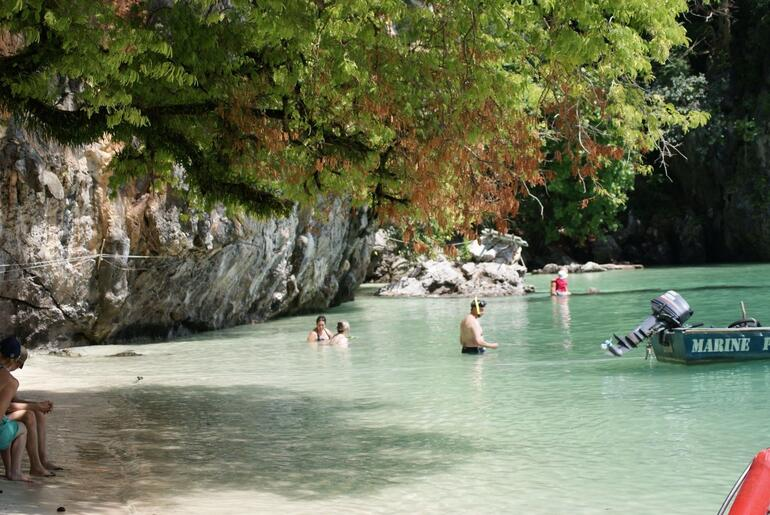 Secluded Beach - Phuket