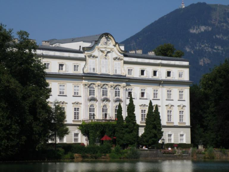The Beautiful Palace - Salzburg