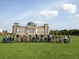 Photo of Berlin Berlin Bike Tour The whole group