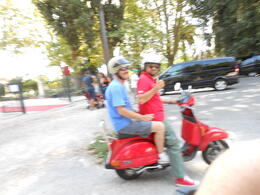 Photo of   Vespa Tour