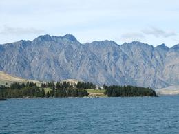 Lake Wakatipu and the Remarkables - May 2010