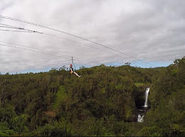 Photo of   Zipline Through Paradise! Really!