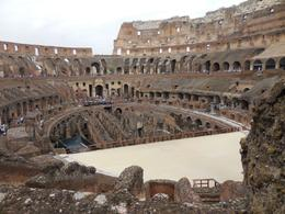Photo of Rome Skip the Line: Ancient Rome and Colosseum Half-Day Walking Tour A few from inside