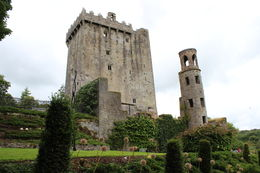 Blarney castle view from below. , Ellie - August 2015