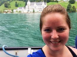 Better views from the chilly boat ride than at the top of a mountain. , Chelsey L - October 2014