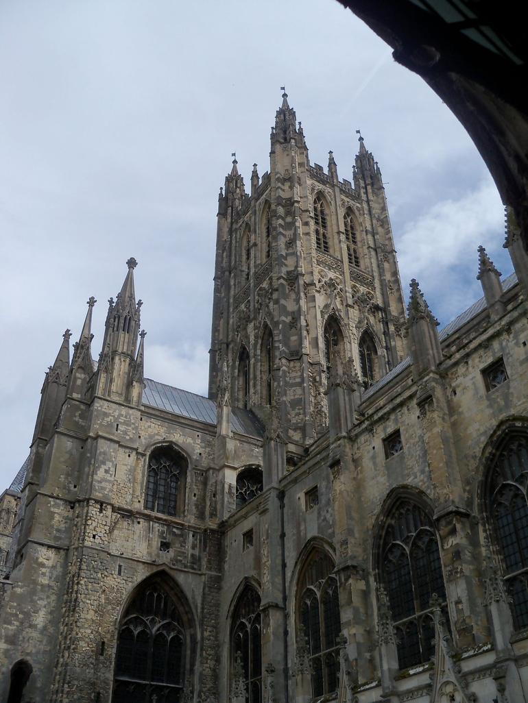 Canterbury Cathedral - London
