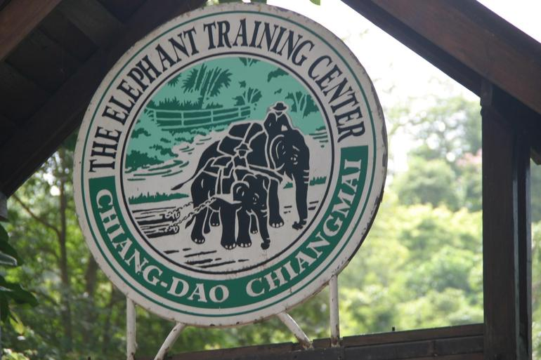 Chiang-Dao Elephant Training Center - Chiang Mai & Chiang Rai