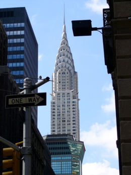 Photo of   Chrysler Building