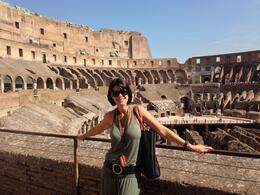 Inside the Colosseum... , Rosa Dias - October 2013