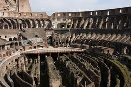 Photo of Rome Skip the Line: Ancient Rome and Colosseum Half-Day Walking Tour Colosseum View