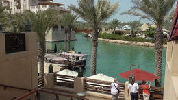 Water way surrounding souk. , Dennis K - September 2014