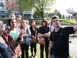 Photo of Dublin Dublin Historical Walking Tour including Trinity College Our Guide at the Last Stop