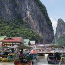 Photo of Phuket Phang Nga Bay Tour by Speed Boat from Phuket Sea Gypsy Village