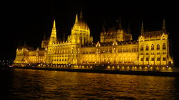 Photo of Budapest Budapest Night Walking Tour and River Cruise The Parliament